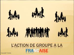L'action de groupe à la française