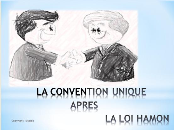 La convention unique